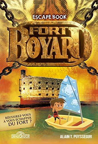Fort Boyard - Escape Book par  FRANCE TV