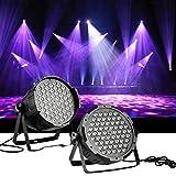 Par Bühnenlicht, 120W LED RGB Par Bühnenlicht Bühnenbeleuchtung DJ Hochzeit...