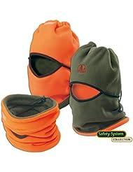 Fram Land Bonnet-écharpe Signal M Orange/Vert