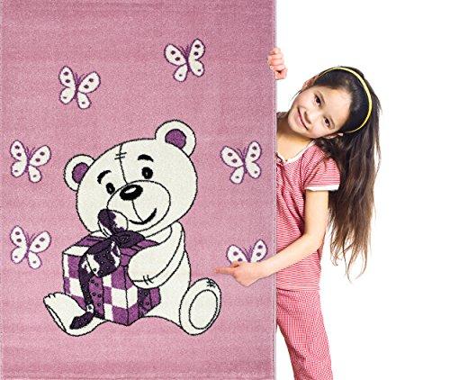 Keymura Kinderzimmerteppich Spielteppich Babyzimmerteppich Größe: 120x170 cm TOP Design