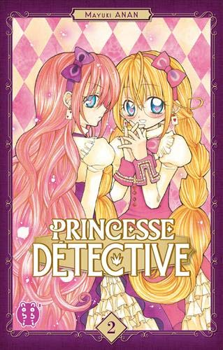 Princesse Détective Edition simple Tome 2