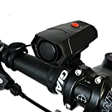 Best Bell Automotive car alarm - Bicycle Bell Cycling Horns Electronic Bike Bicycle Handlebar Review
