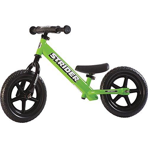 Strider - Bicicleta sin pedales Strider 12 Sport, para niños de 18 meses a...