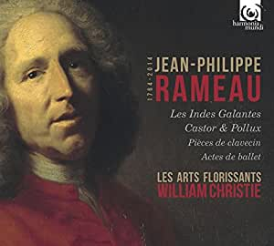 Rameau : Arts Florissants - Coffret 10 CD