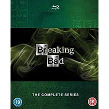 Breaking Bad: La seria completa -Blue Ray (incluye UltraViolet copy) Reino Unido