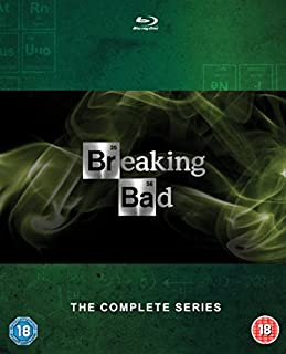 Breaking Bad: The Complete Series (includes UltraViolet copy) [Blu-ray] [Region Free] (B00E3R32YC) | Amazon Products