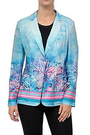 basler damen blazer bahamas farbe hellblau gr e 36 bekleidung. Black Bedroom Furniture Sets. Home Design Ideas