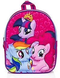 Preisvergleich für My Little Pony Backpacks 3D Rucksack My Little Pony Cutie Power (3D)