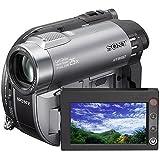 Sony DCR-DVD310 Caméscope numérique hybride DVD / Memory stick Micro zoom