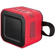 Altavoz portátil inalámbrico Skullcandy Barricade Mini, rojo/negro
