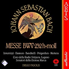 Bach: Mass in b minor BWV 232
