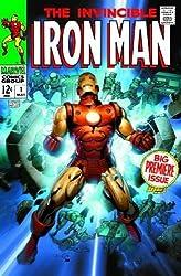 The Invincible Iron Man Omnibus Volume 2 HC Larroca Cover