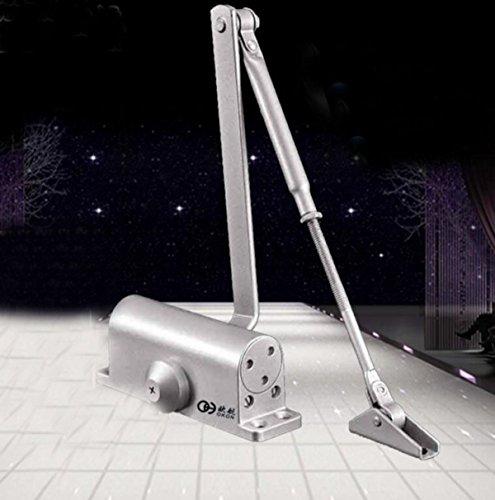 Mall Hydraulische Automatische Feuer Türschliesser Haushaltspuffer Trompeten Aluminium Türschliesser Türschliesser -