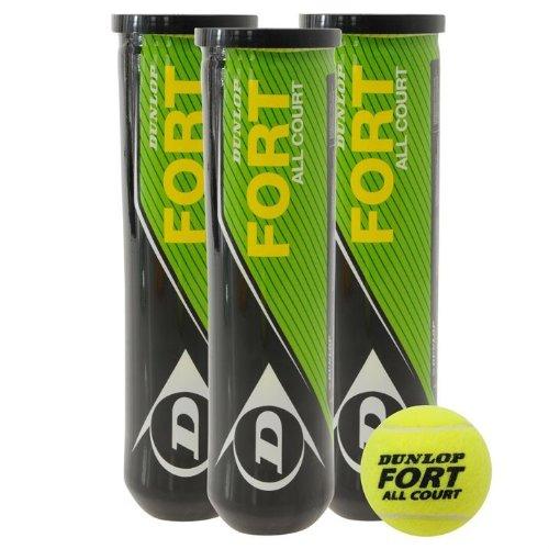 dunlop-unisex-fort-all-court-tennis-balls-1-dozen