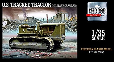 Mirror Models 1:35 - D7 7M Tractor (Military Variant) - (MRR35850)