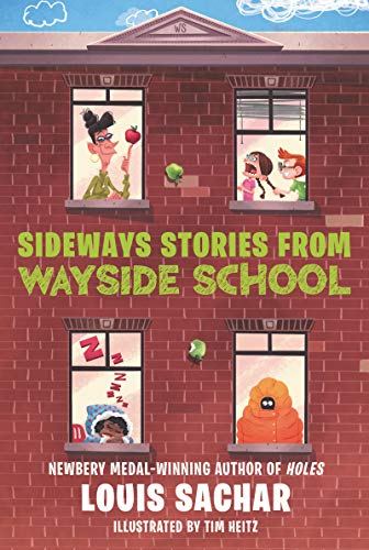 Bestselling and Newbery Medal-winning author Louis Sachar knows how to make readers laugh. And there are laughs galore in perennial favorite Sideways Stories from Wayside School, now available for the first time in ebook format!      Accident...