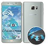 atFolix Schutzfolie für Samsung Galaxy Note 5 (SM-N920) Folie - 3er Set FX-Curved-Clear Flexible Displayschutzfolie für gewölbte Displays - vollflächiger Schutz bis zum Rand