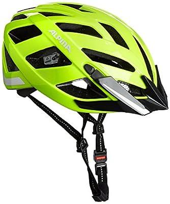 Alpina PANOMA CITY hochwertiger Fahrradhelm verschiedene Farben Modell 2016