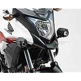 Soporte para faro Hawk Negro. Honda CB 500X (13).