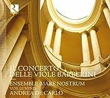 Il Concerto delle Viole Barberini - Das Gambenconsort bei den Barberinis