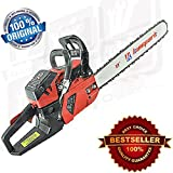 TOOLSCENTRE A223 High Quality 22' Gasoline Powered 58Cc, 2 Stroke Chainsaw.