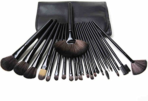 MAC 24 pcs Cosmetic Makeup Brush Set