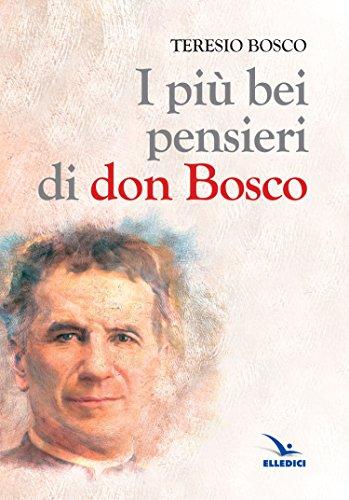 I più bei pensieri di don Bosco