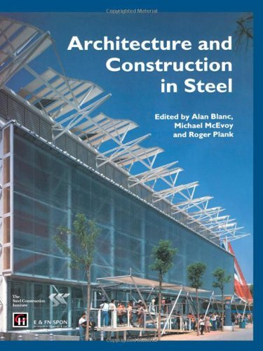 Architecture and Construction in Steel (1993-12-02) par unknown