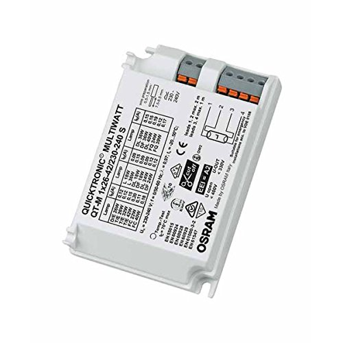 Osram qtp-m 1x 26–42W Multiwatt Vorschaltgerät (Osram 4008321329134) [...