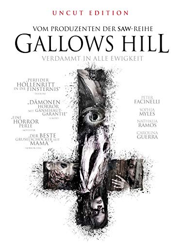 Gallows Hill: Verdammt in alle Ewigkeit Cover