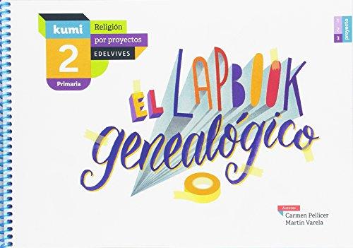 El lapbook genealógico: 2º primaria (kumi)