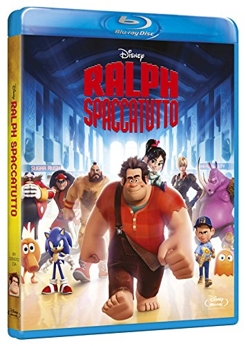 Ralph spaccatutto [Blu-ray] [Import anglais]