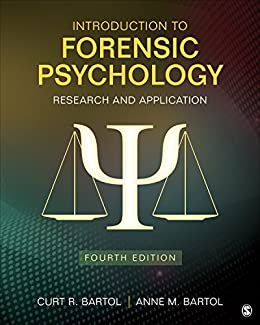 Introduction to Forensic Psychology: Research and Application par [Bartol, Curtis R., Bartol, Anne M.]