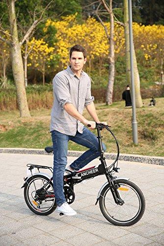 Ancheer Faltbares E-Bike, 20 Zoll - 2
