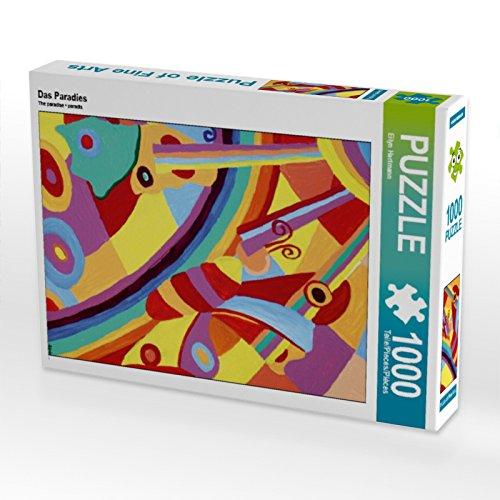 Hartmann Eilyn - Puzzle (1000 Piezas, 48 x 64 cm), diseño de El Paraíso