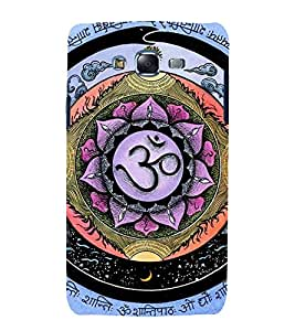 printtech Om Namah Shivaya Back Case Cover for Samsung Galaxy J5 / Samsung Galaxy J5 J500F