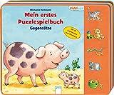 Mein erstes Puzzlespielbuch - Gegensätze (Kiddilight)