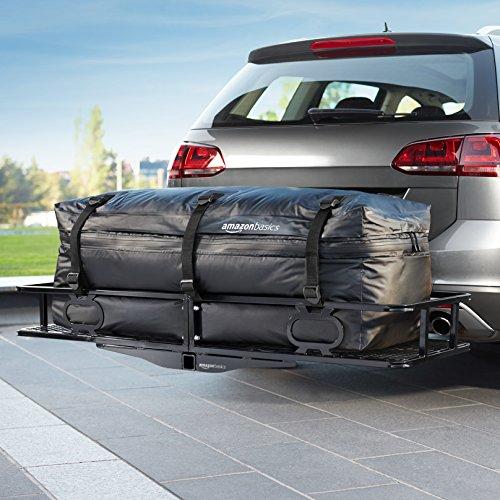 Zoom IMG-2 amazonbasics portabagagli posteriore per barra