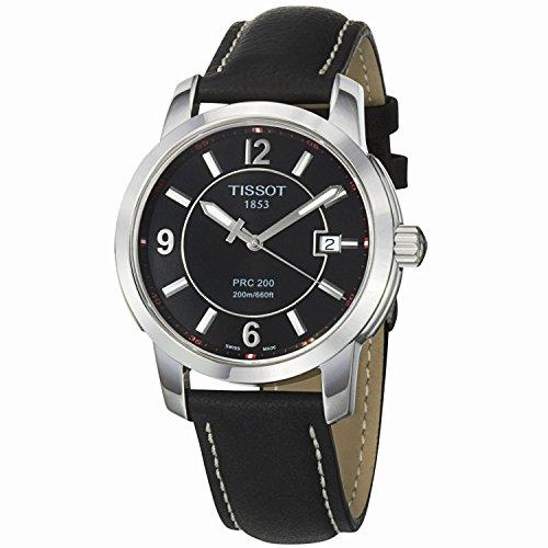 Tissot Herren-Armbanduhr PRC 200 Analog Quarz T0144101605700