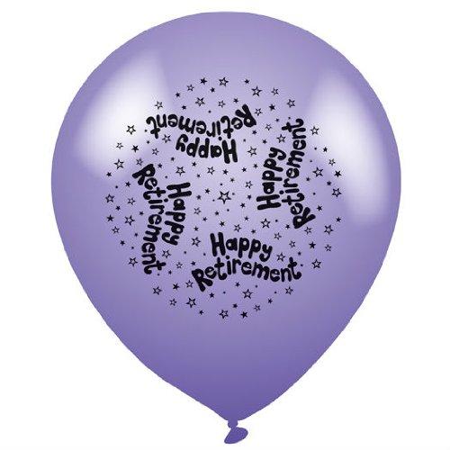 rty-Ballons zum Befüllen mit Luft oder Helium; Motiv
