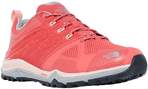 The North Face Ultra Fastpack II GTX - Chaussures - orange 2017 Cayenne Red/Tropical Peach