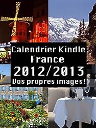 Calendrier Kindle France 2012 / 2013