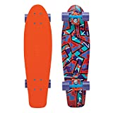 Penny Skateboard Complete 27´´ Graphic Series, Spike, 27