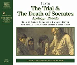 The Trial and Death of Socrates - Apology - Phaedo [Import USA]