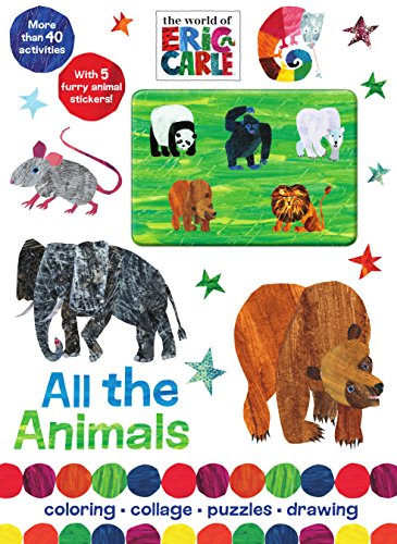 The World of Eric Carle All the Animals por Parragon Books Ltd.