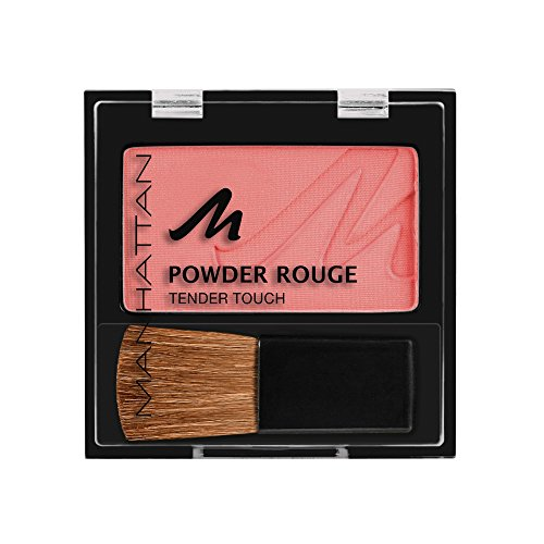 MANHATTAN Powder Rouge 39N elegant violett, 1er Pack (1 x 5 g)