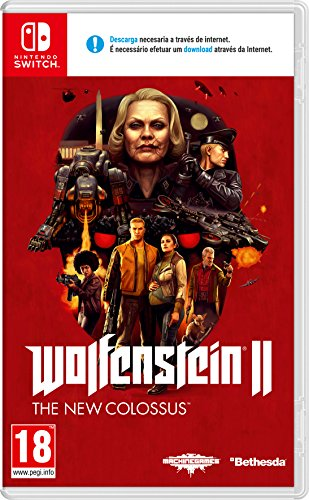 Wolfenstein II: The New Colossus (precio: 54,90€)