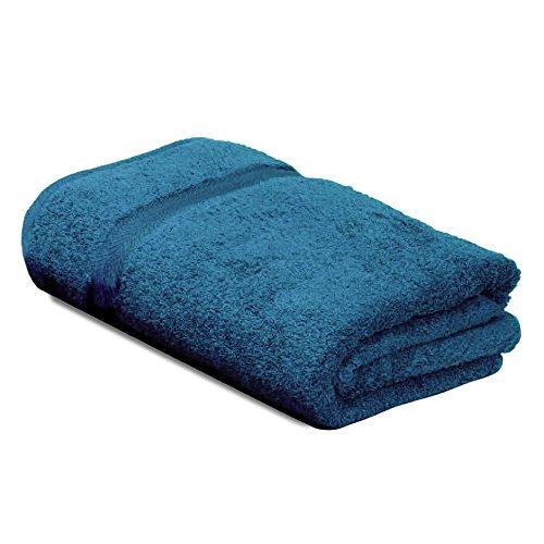 Handtuch 40x 60cm royal Cresent blau Céleste 650g/m2 (Celeste Bad)