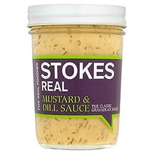 Stokes Vero Senape E Salsa Di Aneto (213g)