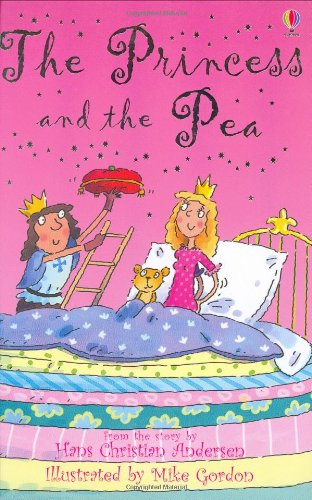 The Princess and the Pea. Ediz. illustrata: Gift Edition (3.1 Young Reading Series One (Red)) por Hans Christian Andersen